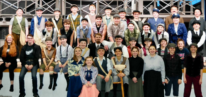 Spring 2021 - Newsies Theatrical Troupe